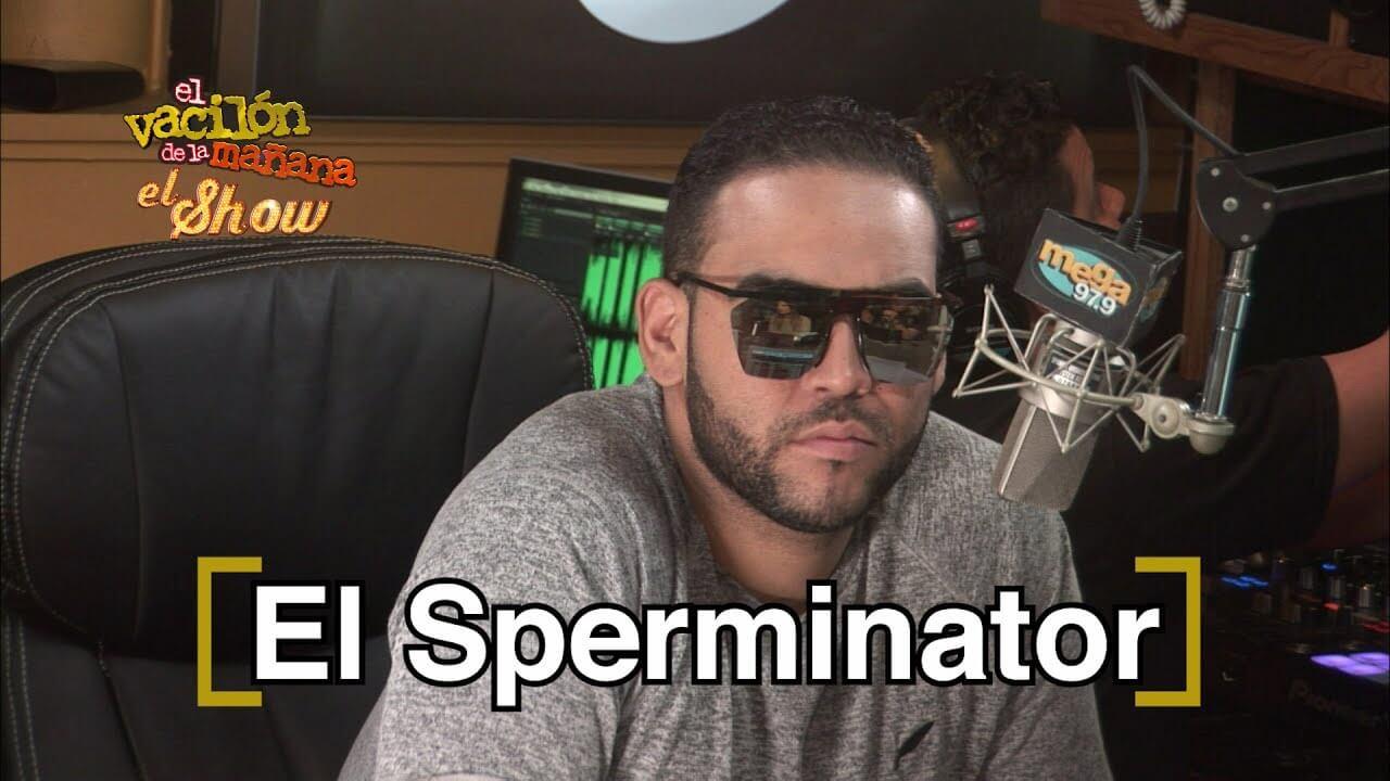 El Sperminator La Mega 97 9