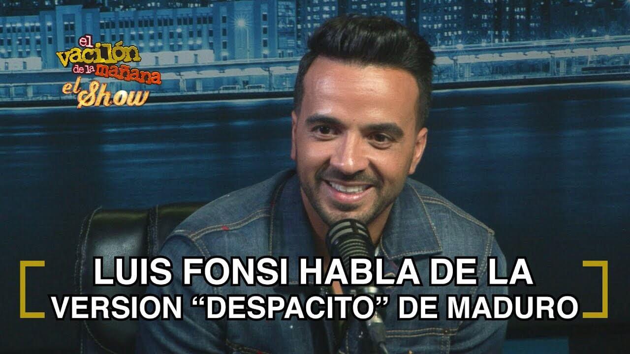 De Quot Despacito Quot A Maduro Con Luis Fonsi La Mega 97 9