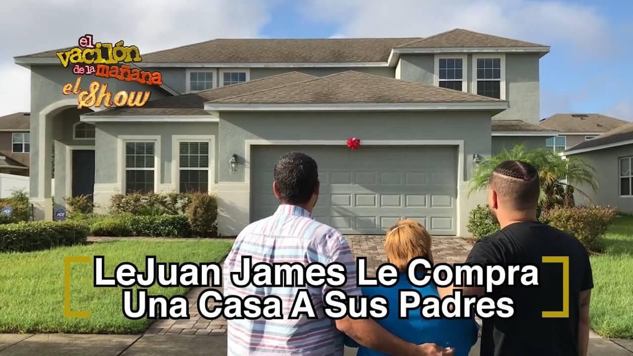Lejuan James Usa El Dinero De Su Fama Para Bien La Mega 97 9