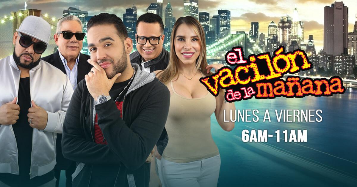 Archivos De El Vacilon De La Mañana La Mega 97 9